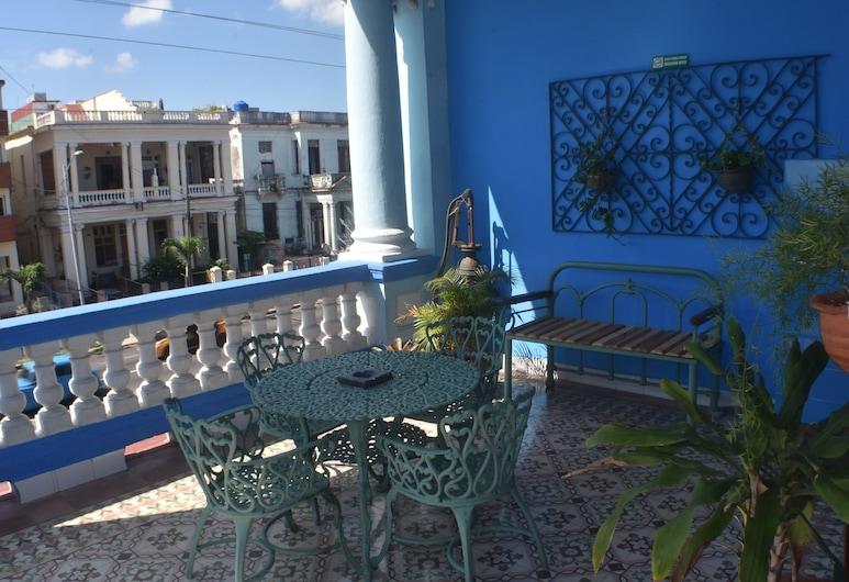 Hostal IVN, La Habana, Terraza o patio