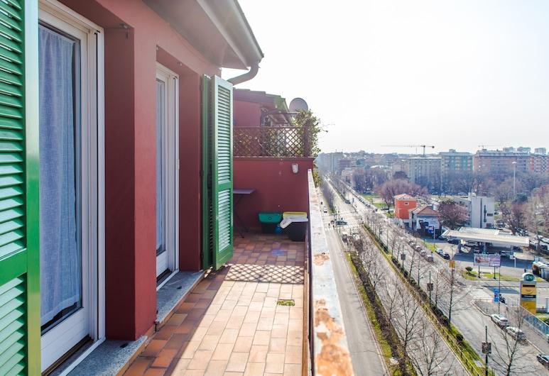 貝茲酒店, 米蘭, 公寓, 1 間臥室, 露台