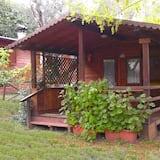 Sviit, 2 magamistoaga, vaade aeda - Terrass