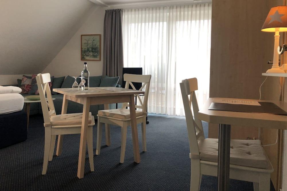 Suite estudio Confort (Apartment Nr. 3) - Zona de estar