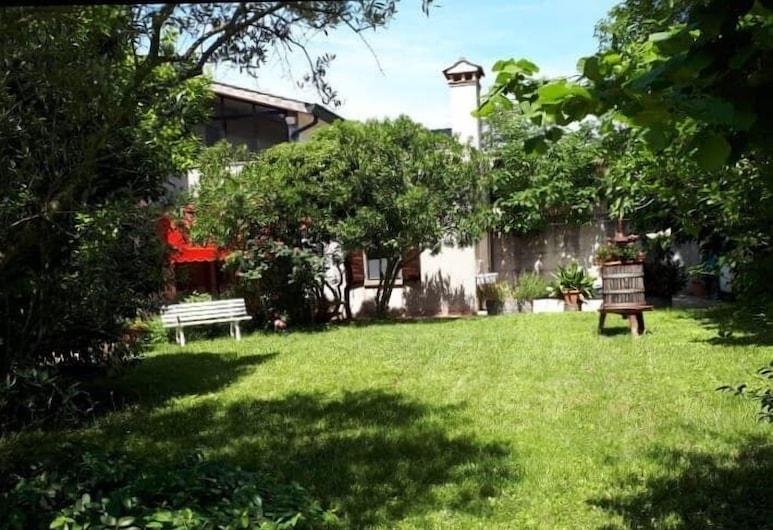 Residence Tenuta Gambalonga, Cinto Euganeo, Jardín