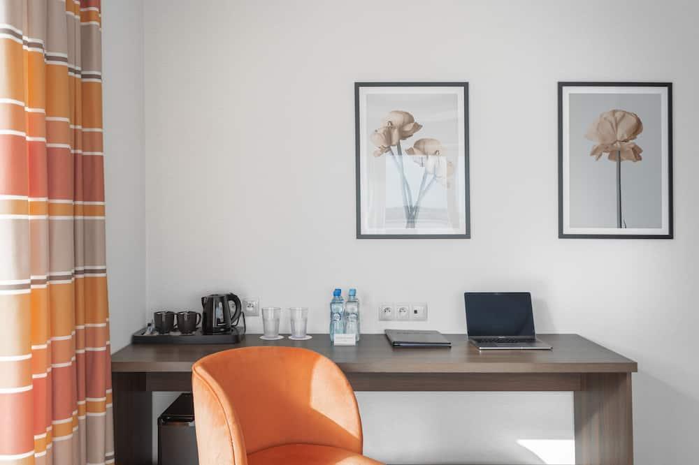 Premium dvokrevetna soba, terasa - Dnevni boravak