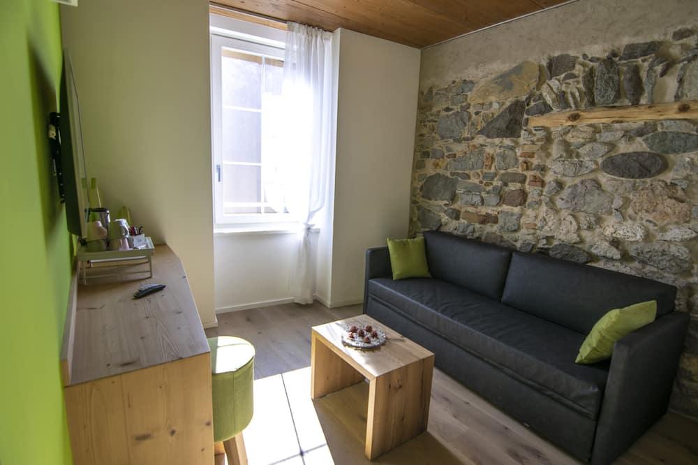 Superior suite (Suite Marchesa) - Woonruimte