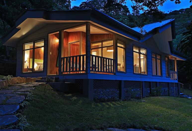 Senda Monteverde, Μοντεβέρντε, Πρόσοψη ξενοδοχείου - βράδυ/νύχτα