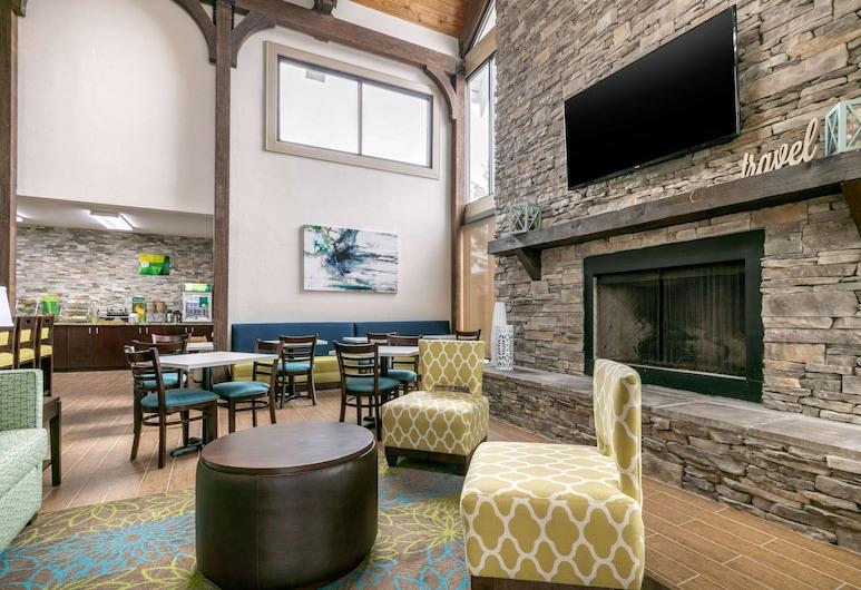 Quality Inn, Monteagle, Lobby