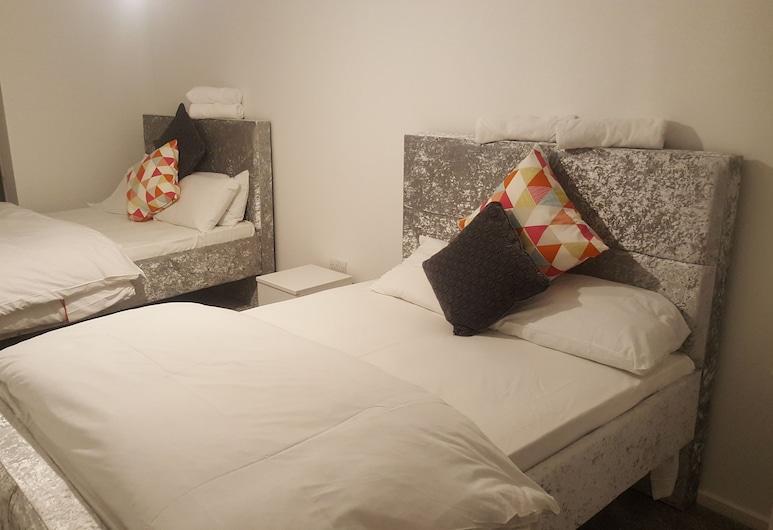 Santoro's, Newcastle-upon-Tyne, อพาร์ทเมนท์, 2 ห้องนอน, ปลอดบุหรี่ (1), ห้องพัก