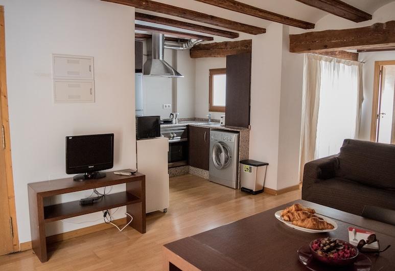 Living Valencia - Tetuán, Valencia, Studio (Tetuán-En Gordo V, VI, VIII), Oppholdsområde