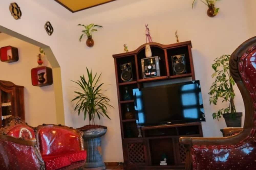 Dom rodzinny, Wiele łóżek, przystosowanie dla niepełnosprawnych, dla niepalących - Powierzchnia mieszkalna