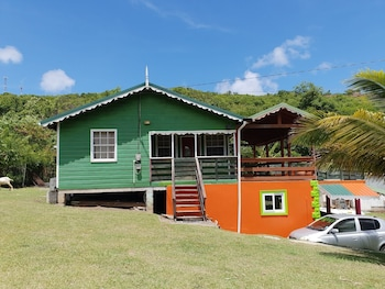Bild vom Seawind Cottages in Gros Islet