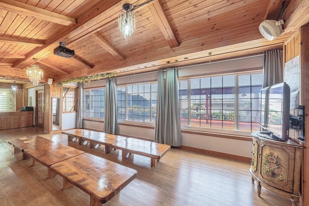 Habitación (Korean style_Ondol) - Sala de estar