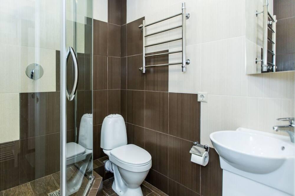 Стандартные апартаменты (337(3) - Ванная комната