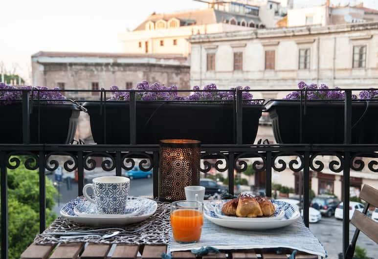 B&B Petrosino, Palerme, Salle de petit-déjeuner