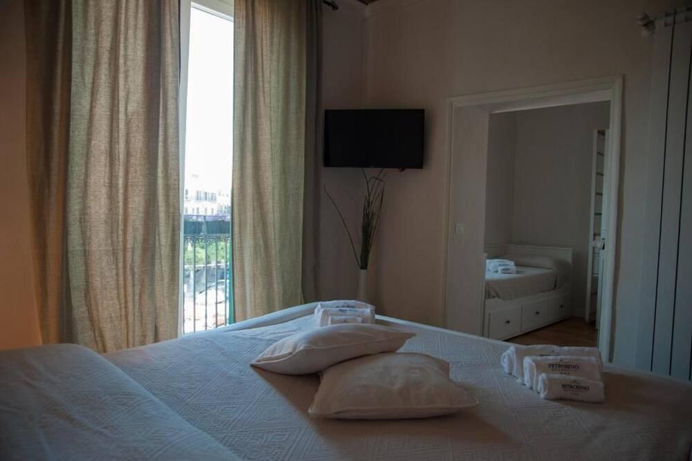 Dreibettzimmer, Gartenblick (4) - Zimmer