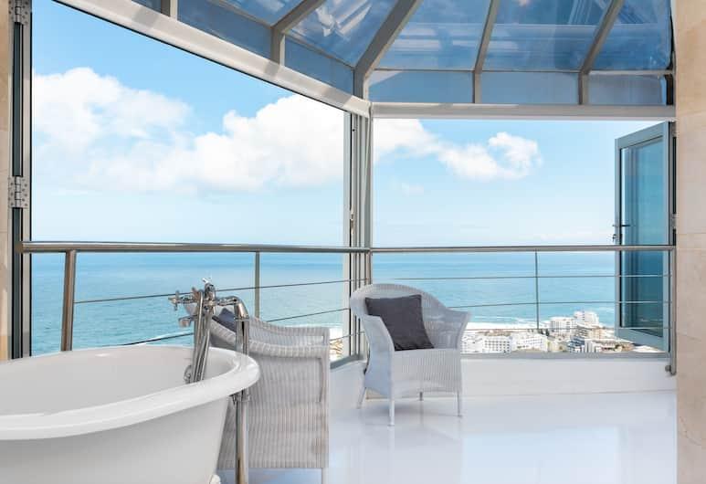 Fresnaye Villa, Cape Town, Superior vila, Više kreveta, za nepušače, Balkon