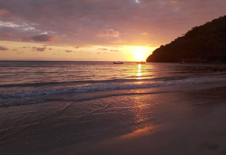 Bungalows Des Tropiques, Nosy Be, Beach
