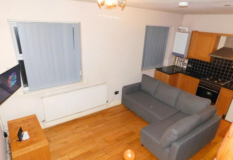 Furnace Hill City Apartment, Sheffield, Lobby Sitting Area
