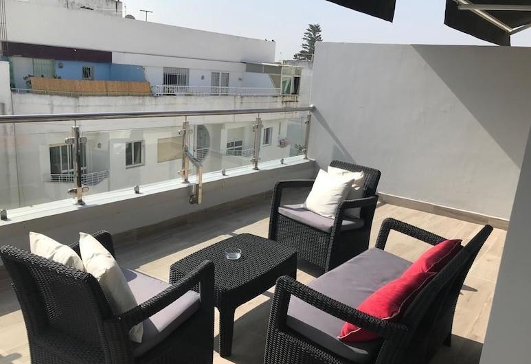 Residence Dayet Ifrah By Rent-Inn, Rabat, Terrasse/veranda
