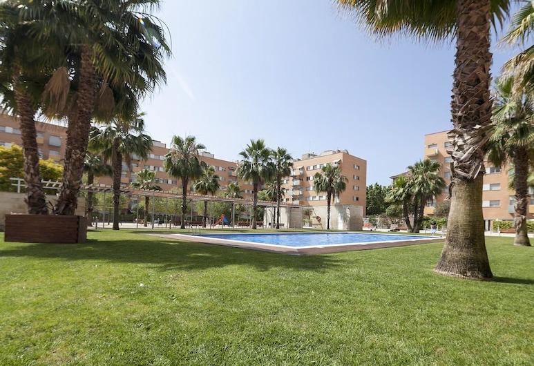 Sealona Beach Apartments, Barcelona, Pool