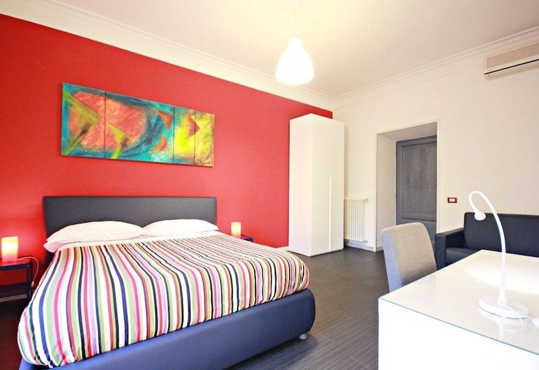 聖彼得大公寓酒店, 羅馬, 舒適公寓, 3 間臥室, 2 間浴室 (Piazza del Risorgimento, 36 ), 客房