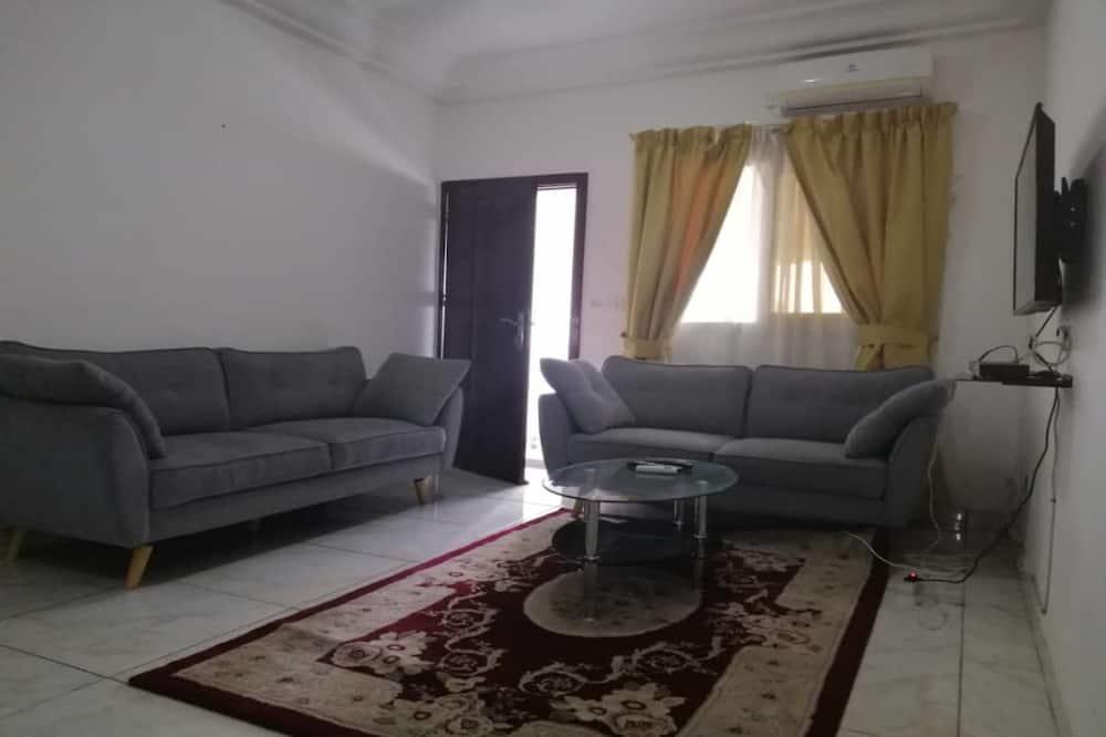 Superior Apartment, 2 Bedrooms, Non Smoking - Living Area