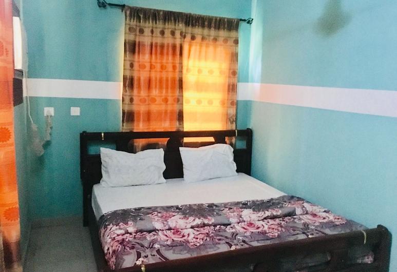 Cossy Hotel & Suite, Агбор, Представительский двухместный номер с 1 двуспальной кроватью, 1 двуспальная кровать «Квин-сайз», Номер