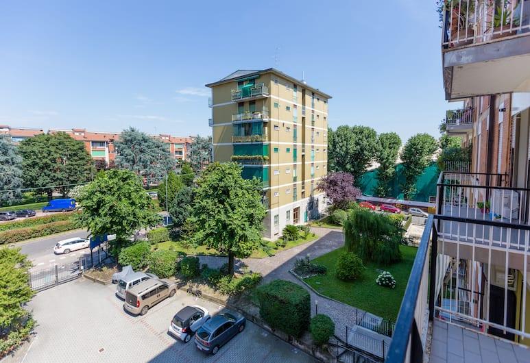 Mecenate, Milano, Appartamento, 1 camera da letto, Vista balcone