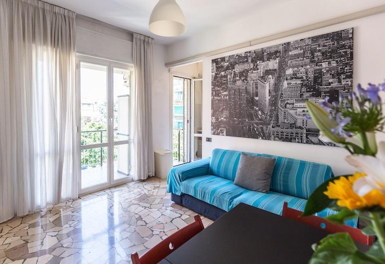 Mecenate, Milan, Apartment, 1 Bedroom, Living Area