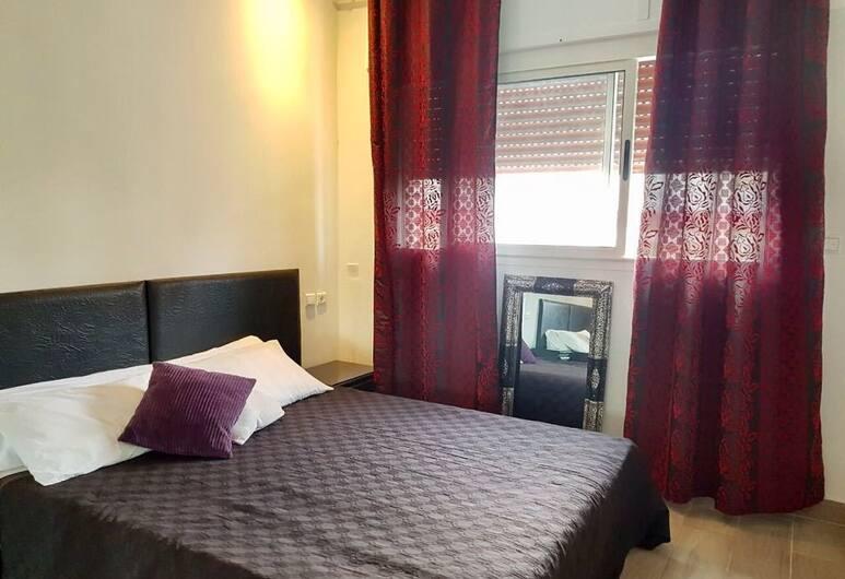 이마라티 아파르트 1, 탕헤르, 컴포트 아파트, 침실 2개, 객실