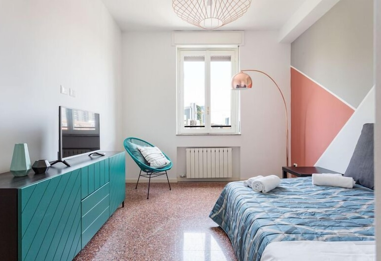 Baiamonti, Milano, Apart Daire, 1 Yatak Odası, Oda
