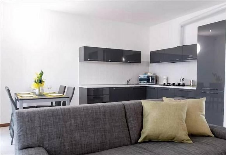 Mengoni, Μιλάνο, Διαμέρισμα, 1 Υπνοδωμάτιο, Περιοχή καθιστικού