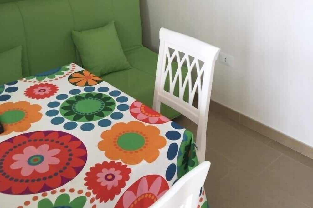 Comfort Apartment, Sea View - Living Area