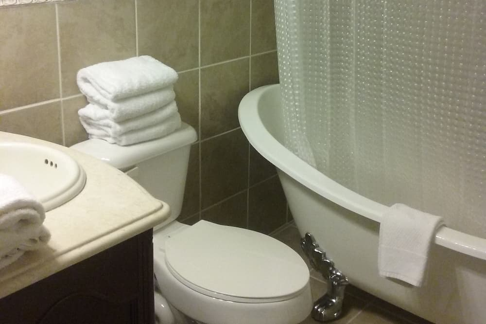 高級公寓, 非吸煙房 - 浴室