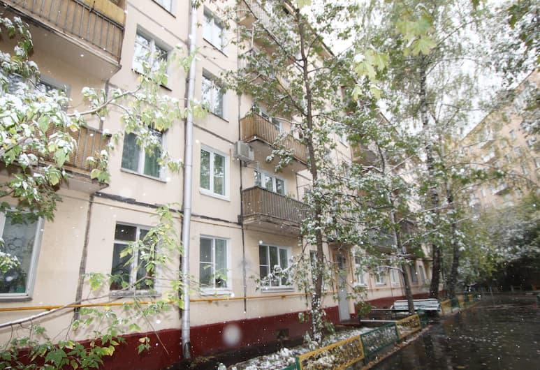 TVST Apartments Krasina Street 13, Moskwa, Z zewnątrz