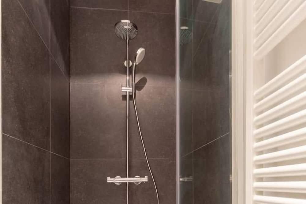 Apartment, 1 Queen-Bett, Nichtraucher - Badezimmer