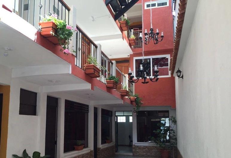 Hotel El Portal Sololateco, Солола