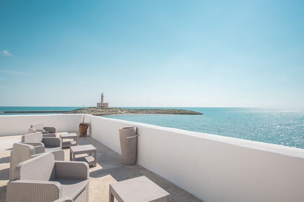 Double Room, Terrace, Sea View - Guest Room