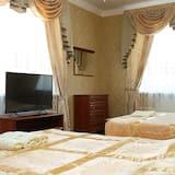 Luxury-Suite, 2Doppelbetten, Nichtraucher - Zimmer