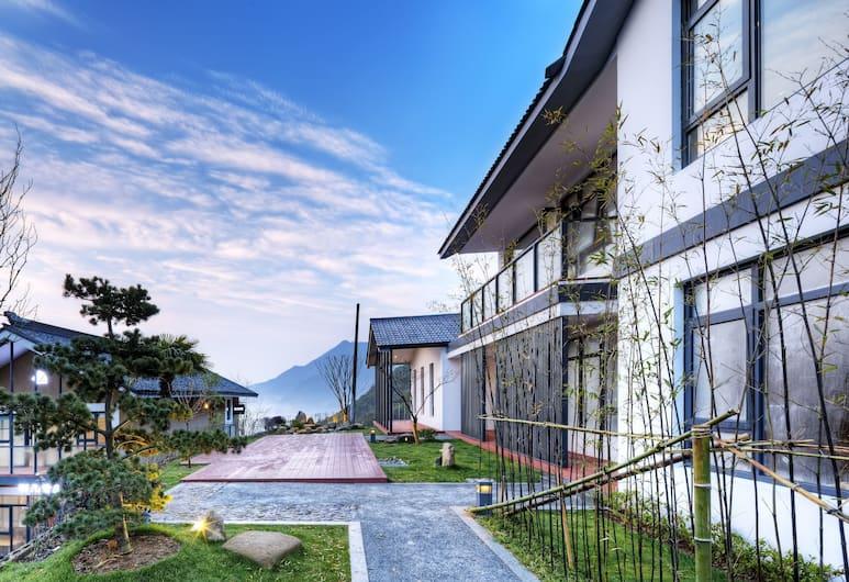 Jiushu Yunshang Resorts, Hangzhou, Exteriér