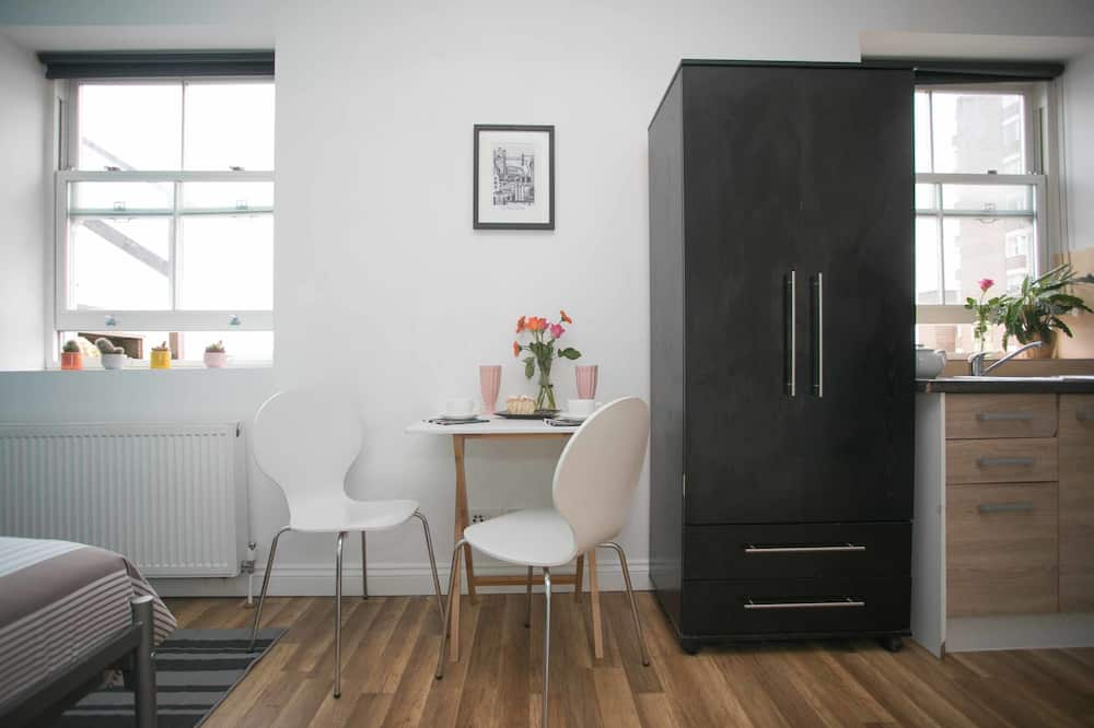 高級開放式客房 - 客房餐飲服務
