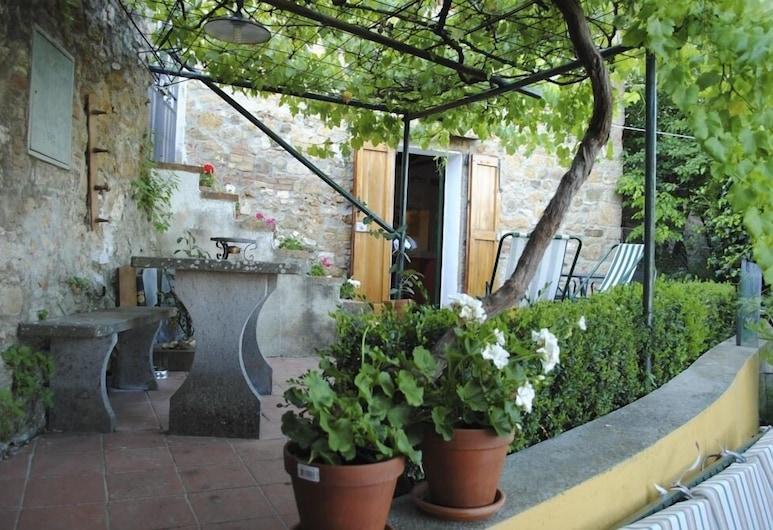 Verdidea - La Biscondola, San Quirico d'Orcia, Apartment, 1 Schlafzimmer, Nichtraucher, Terrasse/Patio