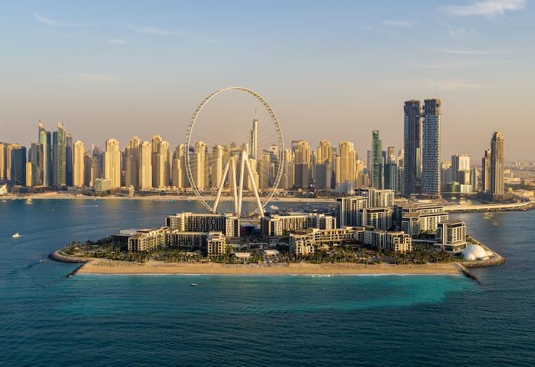 Caesars Palace Bluewaters Dubai, Dubai, Overnatningsstedets område