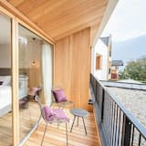 Apartamentai, 2 miegamieji (Bordeaux) - Balkonas