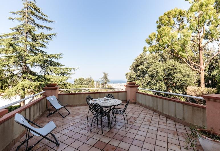 Terrazza sul Golfo di Palermo, Palermo, Villa, 6 Bedrooms, Terrace/Patio