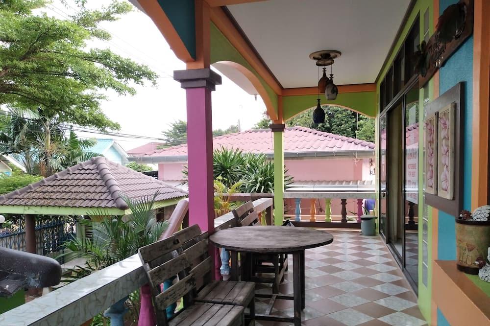 Baan Yupin - Teras/Veranda