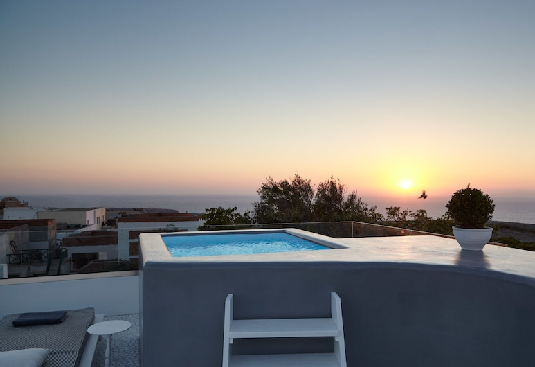 The Arches, Santorini, Deluxe Suite, Jetted Tub (Marco Sanudo), Private pool