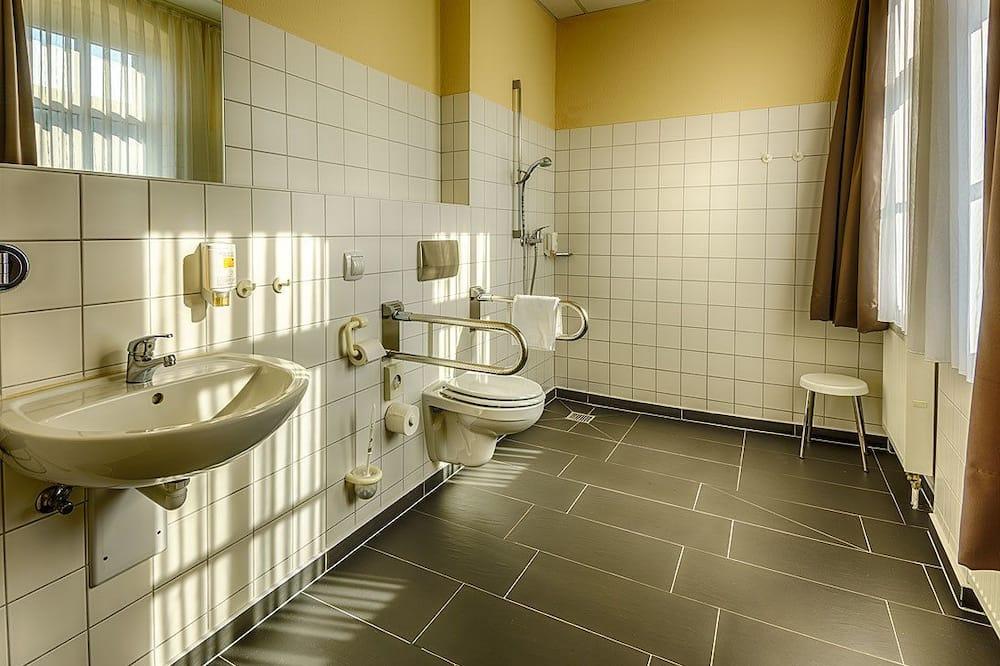 Quarto Triplo, Acessível - Casa de banho