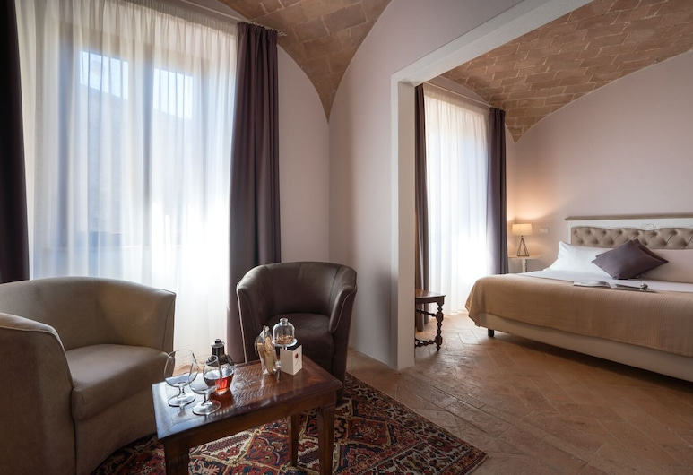 Dimora delle Muse, Montalcino, Premium Double Room, 1 King Bed, Non Smoking, Guest Room