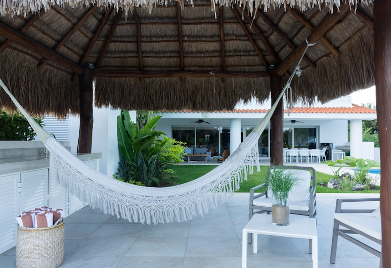 Casa Caleta, Surrounded by Nature, Ideal for Large Groups, Xpu-Ha, Luxury Villa (5 Bedrooms), Terrace/Patio