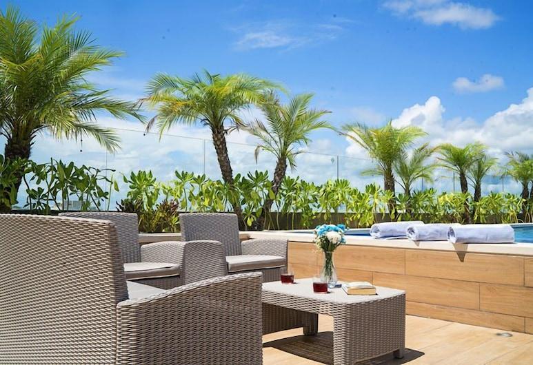 Opal Apt. 302 Just the Best Details, Great Service Ideal Locatio, Plaja del Karmena, Balkons