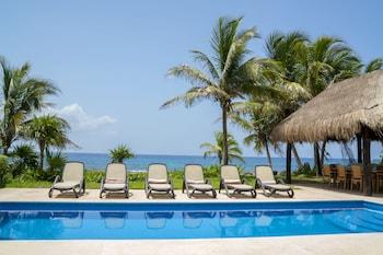 阿範特拉斯港布拉瓦海岸 A3 日出海景保護區海灘之家酒店的圖片